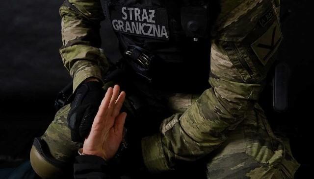 Na granicy w Korczowej wpadł 35-letni Ukrainiec, poszukiwany w związku z napadem na jubilera w Niemczech.