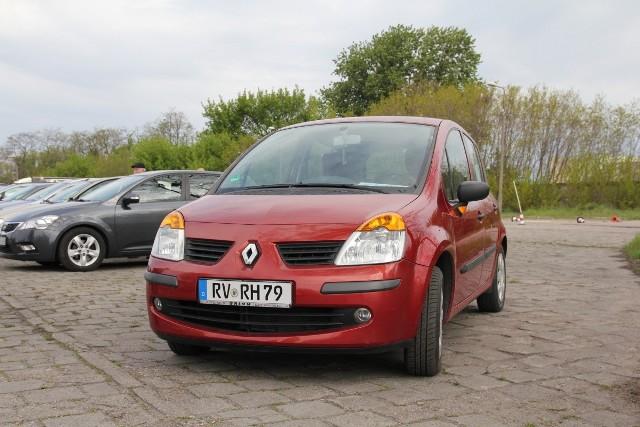 Renault Modus, rok 2006, 1,6 benzyna, cena 8300 zł