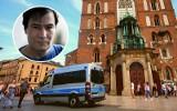 Kraków. Nie żyje Krzysztof Leski. Jego zabójca podszedł do policjantów na krakowskim rynku i przyznał się do zbrodni