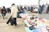 Spory ruch i ogromny wybór na giełdzie w Sandomierzu. Tak handlowano w sobotę, 27 lutego. Zobaczcie zdjęcia