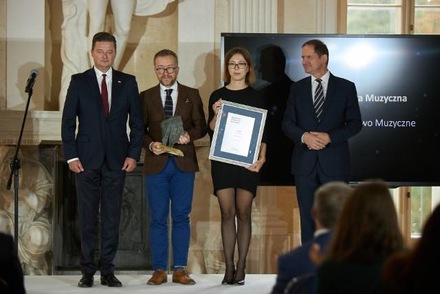 Polskie Wydawnictwo Muzyczne z Krakowa z nagrodą za Polską Bibliotekę Muzyczną