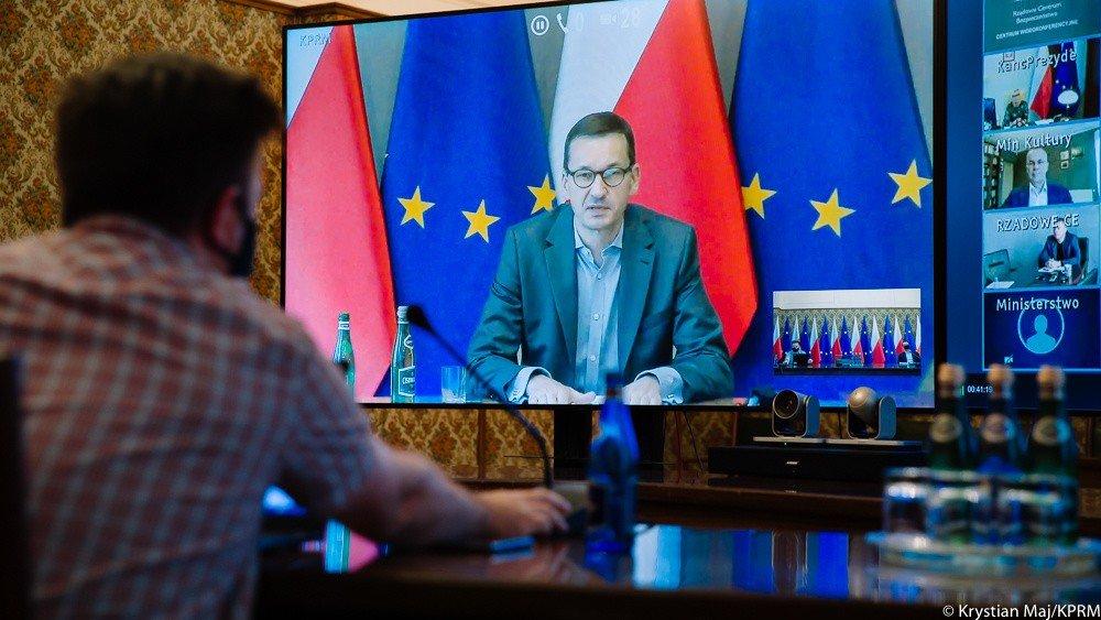 Nowe obostrzenia w Polsce. Premier ogłasza nowe obostrzenia [KONFERENCJA PREMIERA NA ŻYWO] | Gazeta Wrocławska