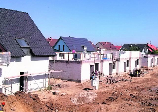 Budowa I etapu osiedla Wiosennego w Zalasewie zostanie ukończona w ostatnim kwartale bieżącego roku