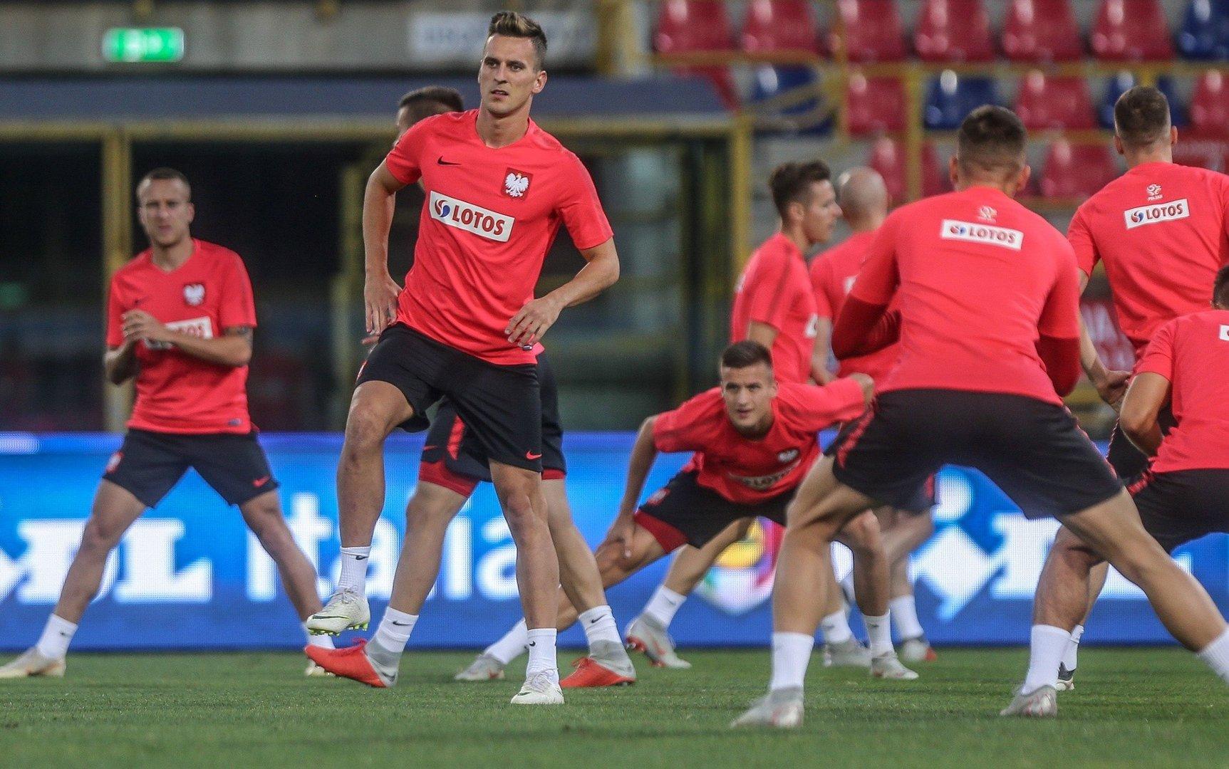 207e1b30d Włochy - Polska. Liga Narodów - kiedy i o której godzinie mecz w Bolonii?  Gdzie