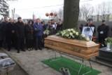 Pogrzeb Barbary Kaczmarek w Zgierzu. Ostatnie pożegnanie tragicznie zmarłej wójt gminy Zgierz Barbary Kaczmarek ZDJĘCIA