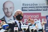 Konrad Fijołek przedstawił swój program wyborczy [ZDJĘCIA]
