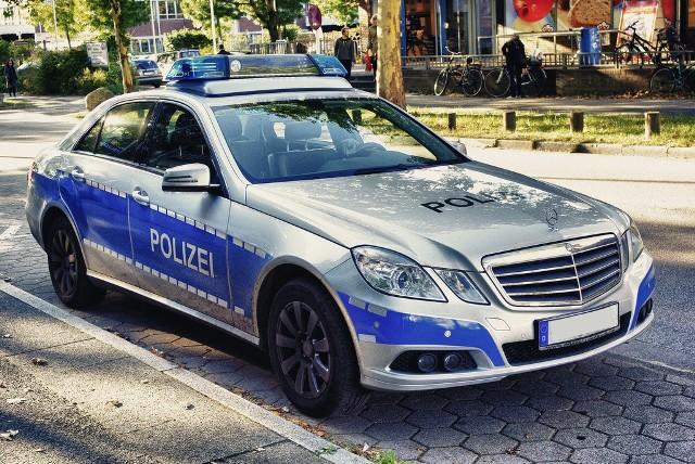 Münster, Niemcy: Samochód wjechał w tłum ludzi, są zabici i ranni; zdjęcie ilustracyjne