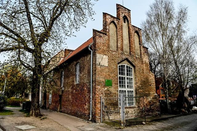 Dom Zarazy w Oliwie