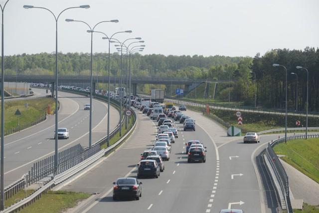 Promocja na autostradzie. Kilkadziesiąt złotych może zyskać kierowca, który przejedzie autostradą A1 na trasie między Toruniem a Gdańskiem.