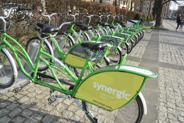 Firma Nextbike złożyła wniosek o upadłość. Co dalej z zielonogórskimi rowerami miejskimi?