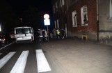 Gniezno: Nie żyje młody mężczyzna znaleziony w bramie przy ul. Cierpięgi - wykluczono pobicie