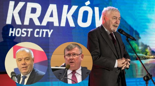 Prezydent Jacek Majchrowski jest krytykowany przez obóz rzadzący