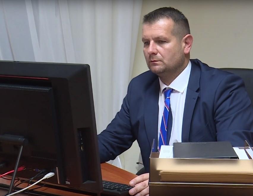 Mirosław Pułkowski został nowym zastępcą burmistrza do spraw technicznych.