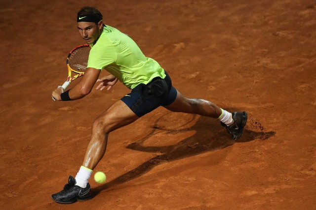 Rafael Nadal 12 razy wygrał do tej pory Roland Garros, a na paryskich kortach ziemnych przegrał zaledwie dwa mecze. W 2009 roku z Robinem Söderlingiem i w 2015 z Novakiem Djokoviciem
