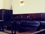 Proces odwoławczy ws. zabójstwa w Czeremsze. Sprawca połamał nóż w ciele ofiary