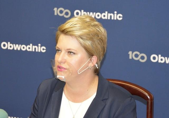 Starosta sztumska Sylwia Celmer zostanie odwołana? Jest wniosek