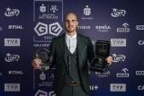 Gala PKO Ekstraklasy: Dante Stipica z nagrodą dla najlepszego bramkarza. ZDJĘCIA