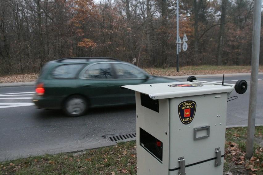 Sprawdź, gdzie w niedzielę stanie fotoradar Straży Miejskiej [MAPA]