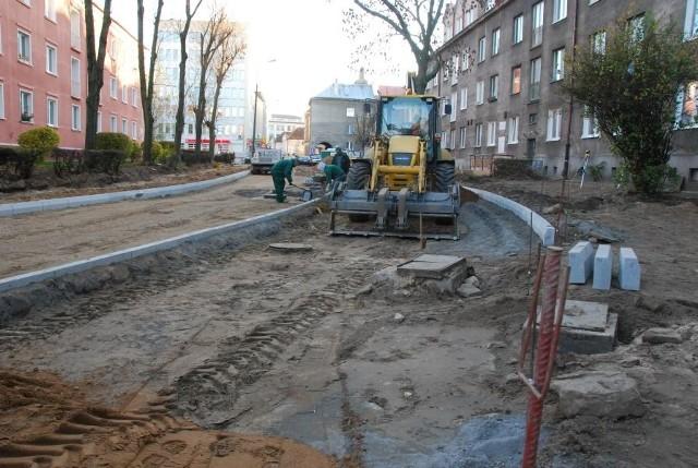 Remont ulicy Zamenhofa w Bialymstoku moze potrwac do maja przyszlego roku