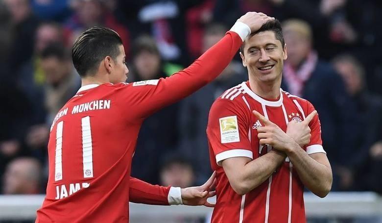 Bayern - Sevilla na żywo [RELACJA LIVE]. Mecz Bayern -...