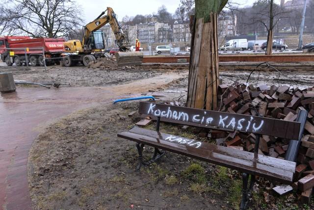 Zmiany na Okopowej mają obowiązywać powinny zakończyć się na przełomie maja i czerwca 2017 roku