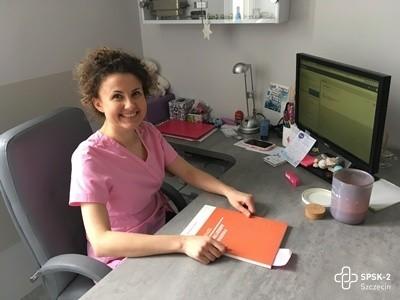 Pielęgniarka Roku 2019 Marta Strzelbicka
