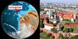 Gdzie byłby Kraków 600 milionów lat temu? Na oceanie! Zobacz mapy sprzed milionów lat [ZDJĘCIA]