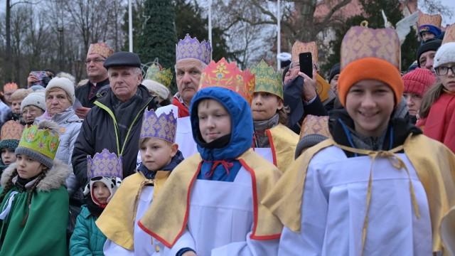 Orszak Trzech Króli przeszedł ulicami Żagania.