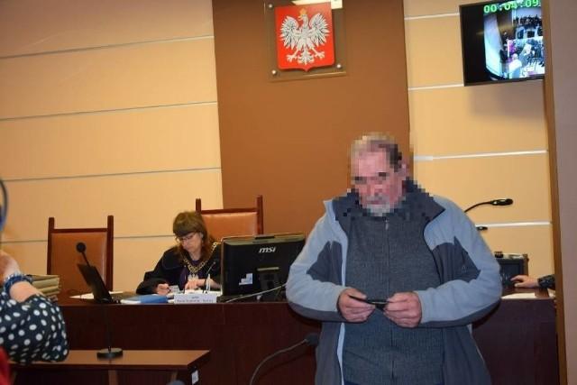 Wojciech Cz. został skazany na 3 miesiące więzienia