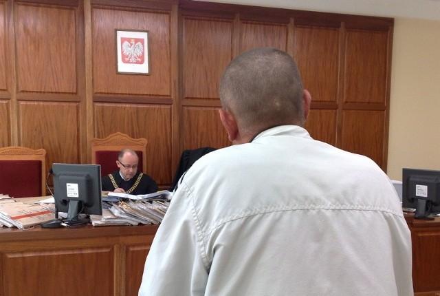 W Sądzie Okręgowym zeznaje właśnie świadek - kierowca PBI.