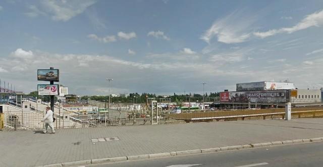 Poznań na Street View: Mamy już nowy dworzec PKP. O czym internauta się nie dowie...