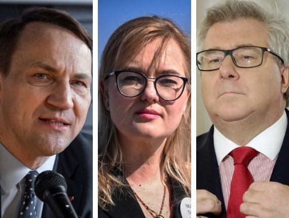Kto zdobył mandaty do Parlamentu Europejskiego? Zdjęcia...