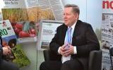 Witold Strobel w Jasionce o eksporcie żywności: Mamy być z czego dumni [wideo]