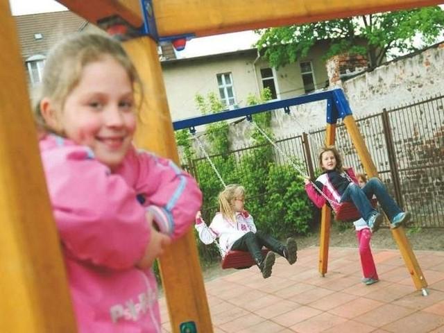 Plac zabaw powstający na terenach poprzemysłowych będzie ściągał do siebie tłumy dzieci?