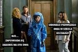 Szkoła i koronawirus - MEMY. Jak radzą sobie uczniowie i nauczyciele w dobie pandemii COVID-19 Śmieszne zdjęcia, obrazki i gify 26.12.2020