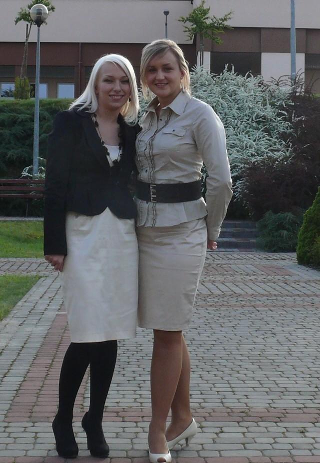 Monika Kłopot i Olga Tomas przez cały maj będą zdobywały doświadczenie w Europarlamencie
