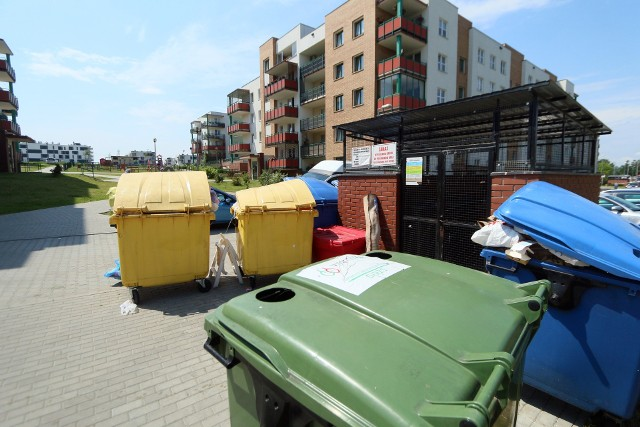 W tym roku, z powodu zmiany terminów płatności, mieszkańcy Przemyśla za śmieci zapłacą 13 razy zamiast 12.