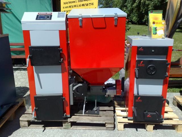 """Kocioł na paliwo stałePrawidłowo wykonana instalacja grzewcza powinna zabezpieczać kocioł przed """"przegrzaniem"""" i """"wyziębieniem"""". Tym samym zapewniony będzie komfort użytkowania urządzenia i kocioł dłużej nam posłuży."""