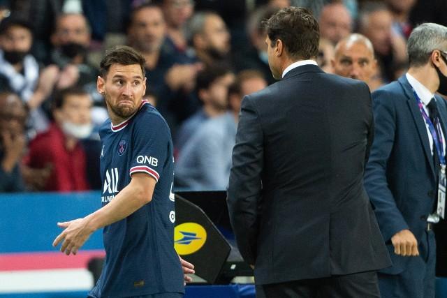 Lionel Messi nie podał ręki trenerowi? Pochettino broni swojej decyzji