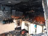 Czyżew. Pożar garnka mógł pochłonąć cały dom (zdjęcia)