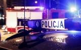 Śmiertelne potrącenie pieszego w Żelisławiu w gminie Błaszki. Kierowca uciekł. Policja poszukuje świadków zdarzenia