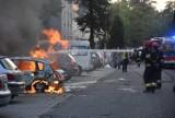Pożar auta w Rybniku: Poparzony chłopiec wciąż jest nieprzytomny. Znane są przyczyny pożaru
