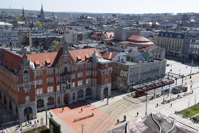 Dawna siedziba Muzeum Śląskiego przy alei Korfantego 3 w Katowicach