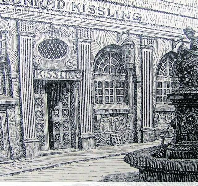 W wieku XIX pojawił się we Wrocławiu słynny importer bawarskiego piwa –  Conrad Kissling