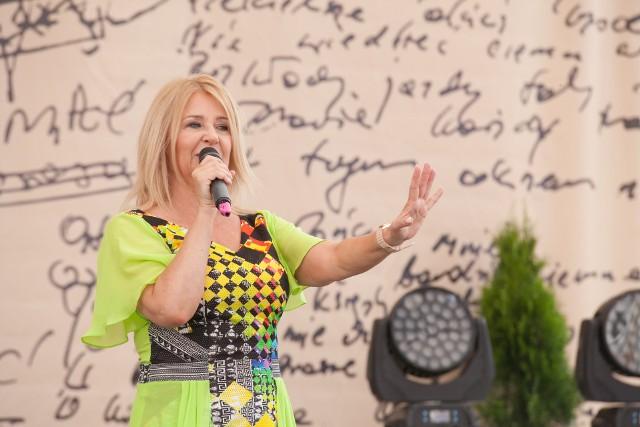 Na koncercie w parku Tysiąclecia w Zielonej Górze w niedzielę, 27 czerwca, ma wystąpić Majka Jeżowska.