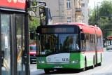Lublin wprowadza ograniczenia w komunikacji miejskiej. Autobusy takie same, ale miejsc dla pasażerów dużo mniej