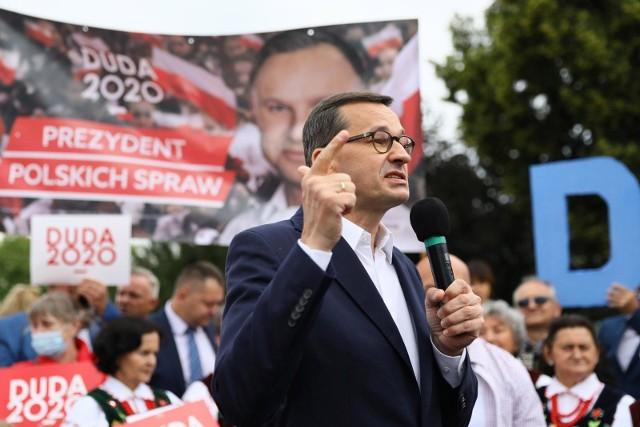Morawiecki o Koalicji Polskich Spraw: Prezydent jest najlepszą osobą, żeby poszerzyć pole współpracy