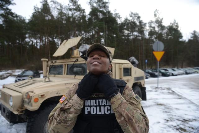 Wojska amerykańskie będą stacjonowały m.in. w Żaganiu