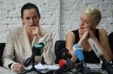 """Swiatłana Cichanouska apeluje: """"Nie dajcie się sprowokować"""""""