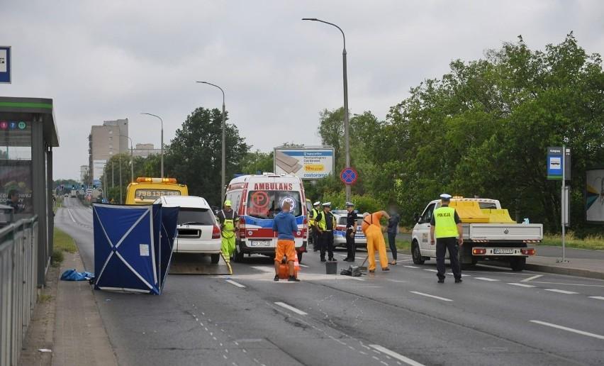 Do tragedii w Poznaniu doszło w czwartek rano, 1 lipca 2021...